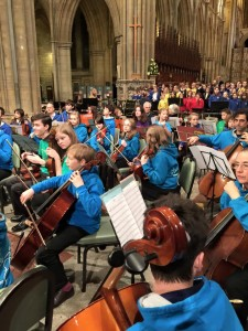 Truro School partnership with Cornwall Music Service Trust