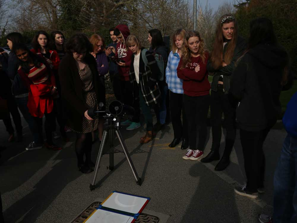 Sixth Form Physics at Truro School - Eclipse