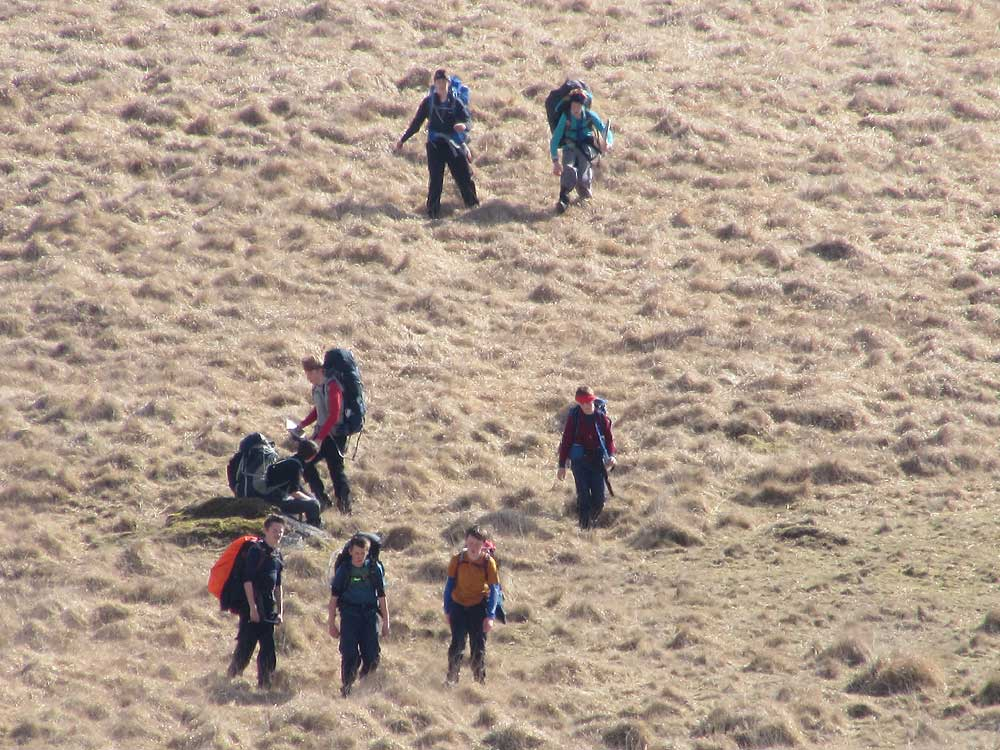 Truro School Ten Tors Outdoor Education