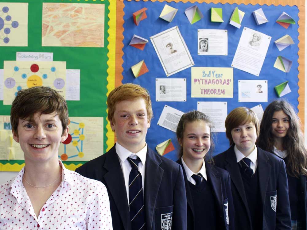Maths at Truro School - Sarah Eastburn