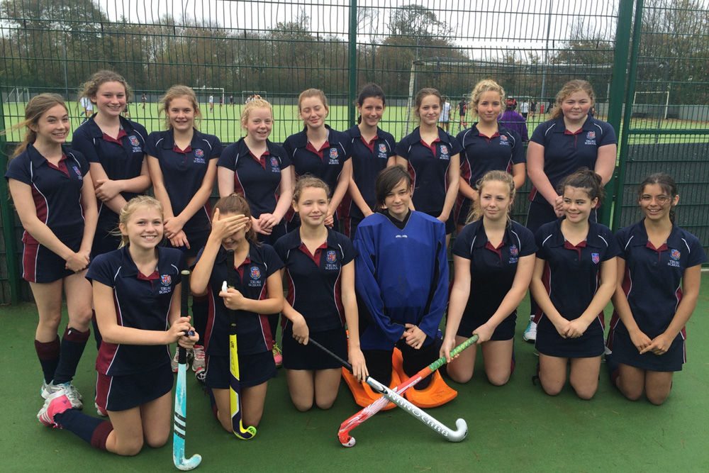 Hockey, Sport - Truro School, Under 14 Team