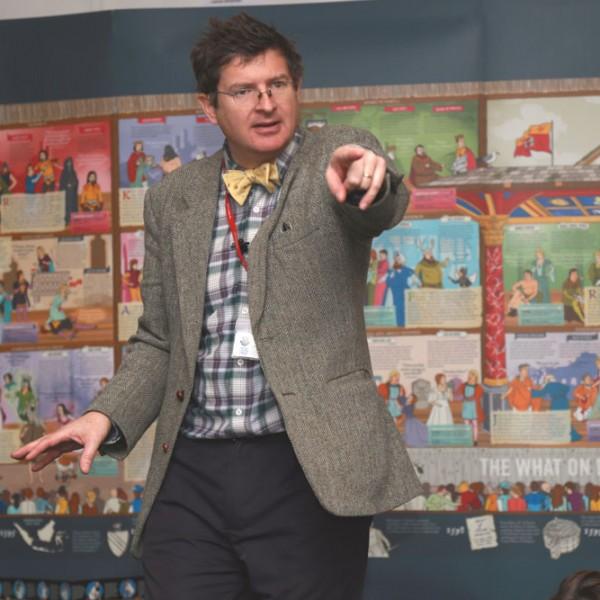 Author Visit - Truro Prep School, Cornwall