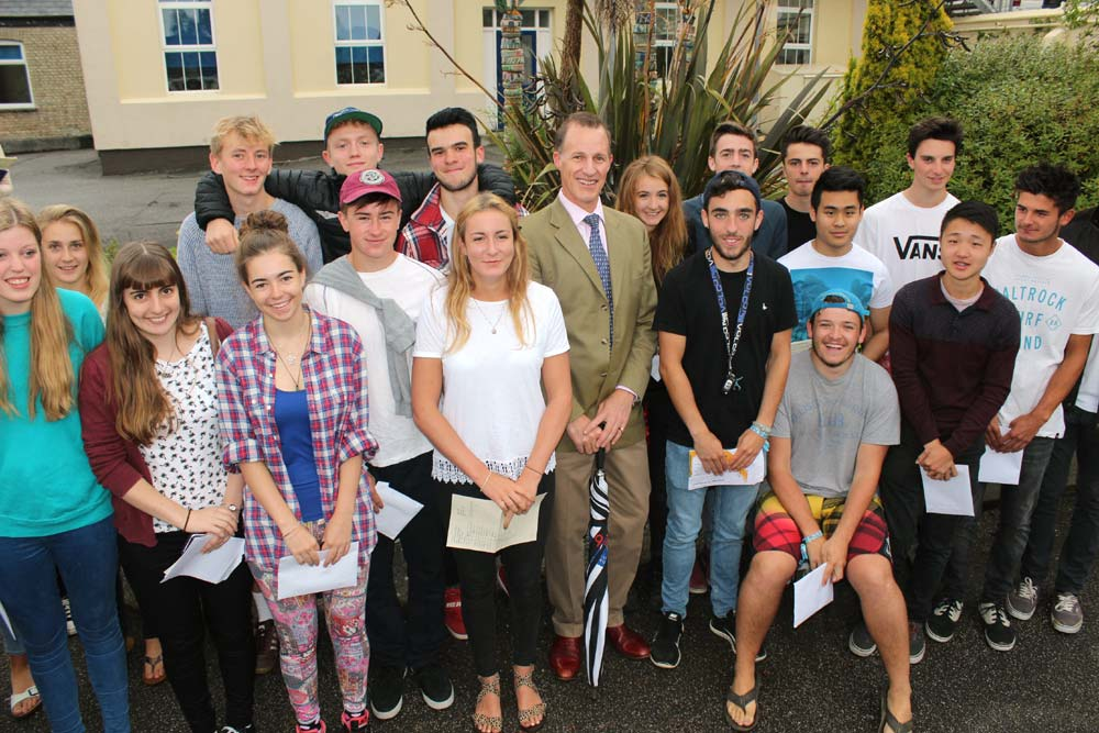 2014-15 A Level Students