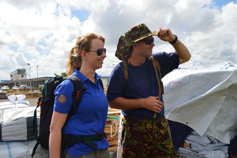 Alice Jefferson Shelter Fiji