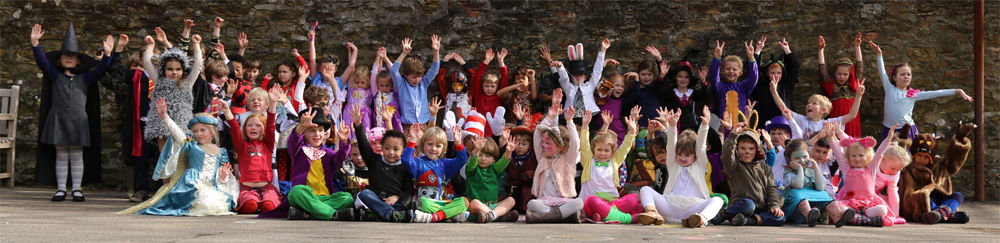 World Book Day 2016 - Truro Pre-Prep