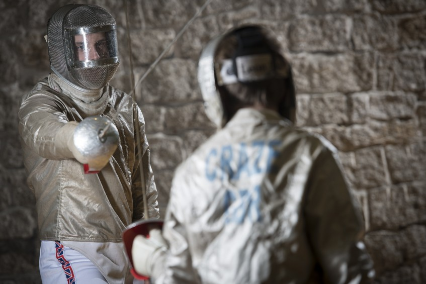 Leading Fencing Academy in the UK, Truro School, Cornwall, England