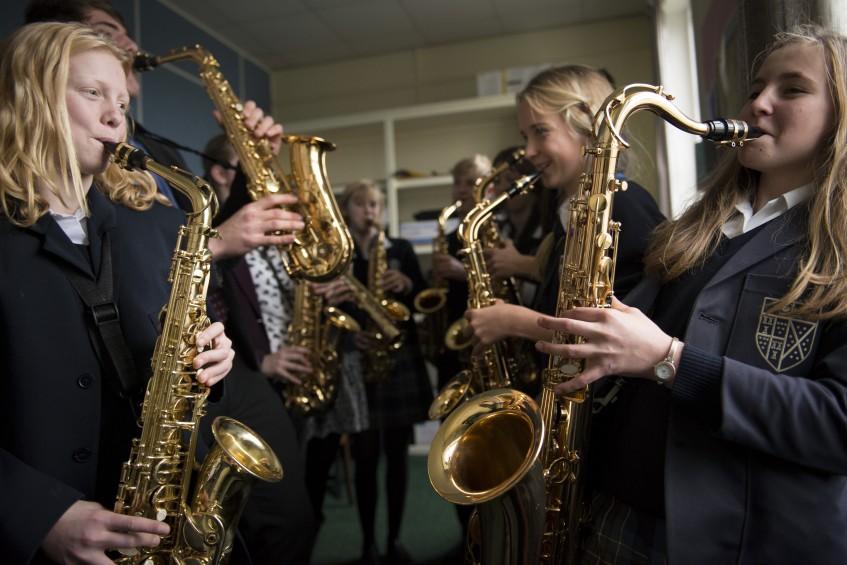 Music, Truro School