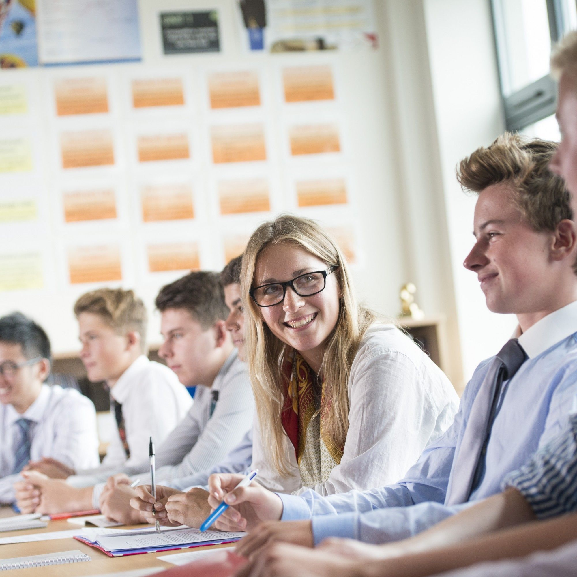 A Level Business Studies at Truro School, Cornwall