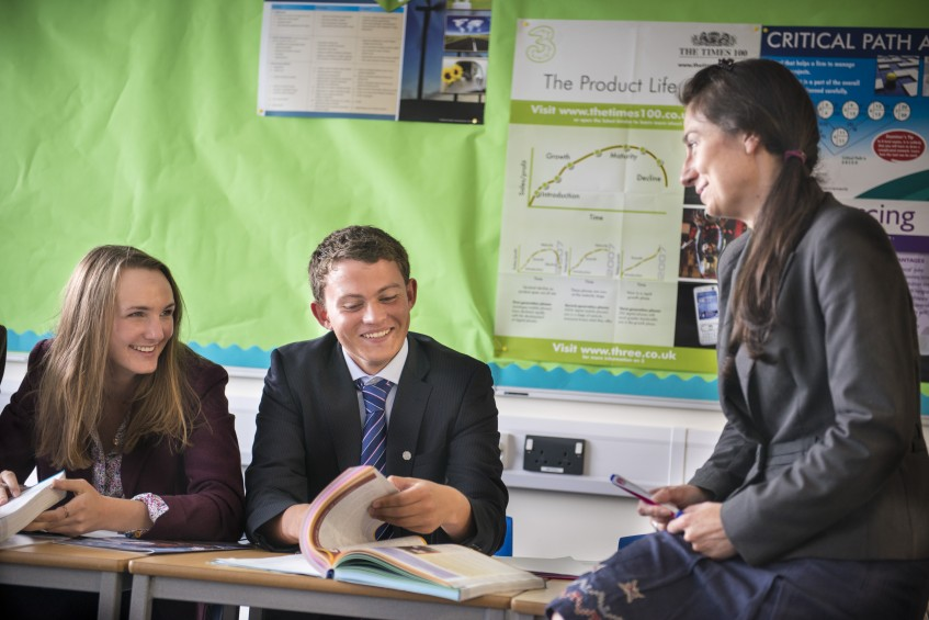A Level Business Studies at Truro School, Cornwall, Southwest