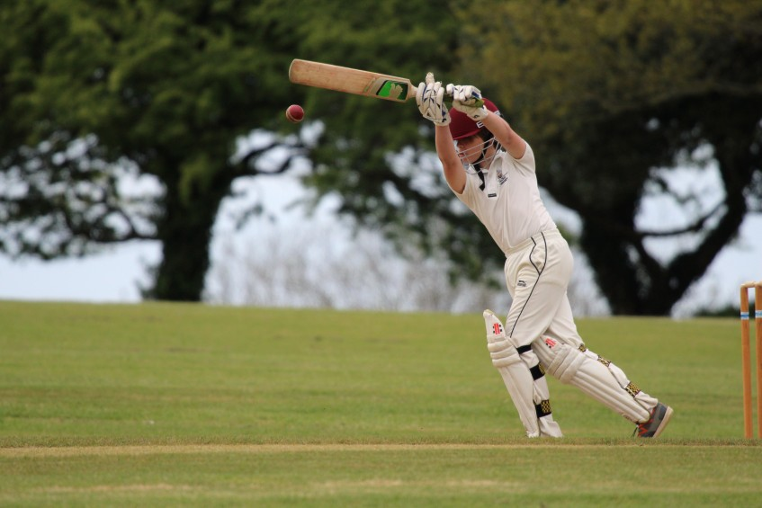 truro school cricket team, cornwall, england