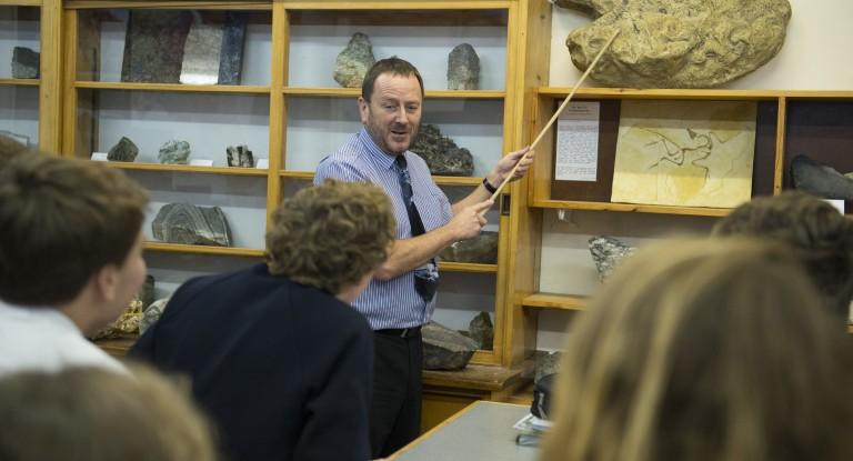 geology at truro school, award winning school, cornwall