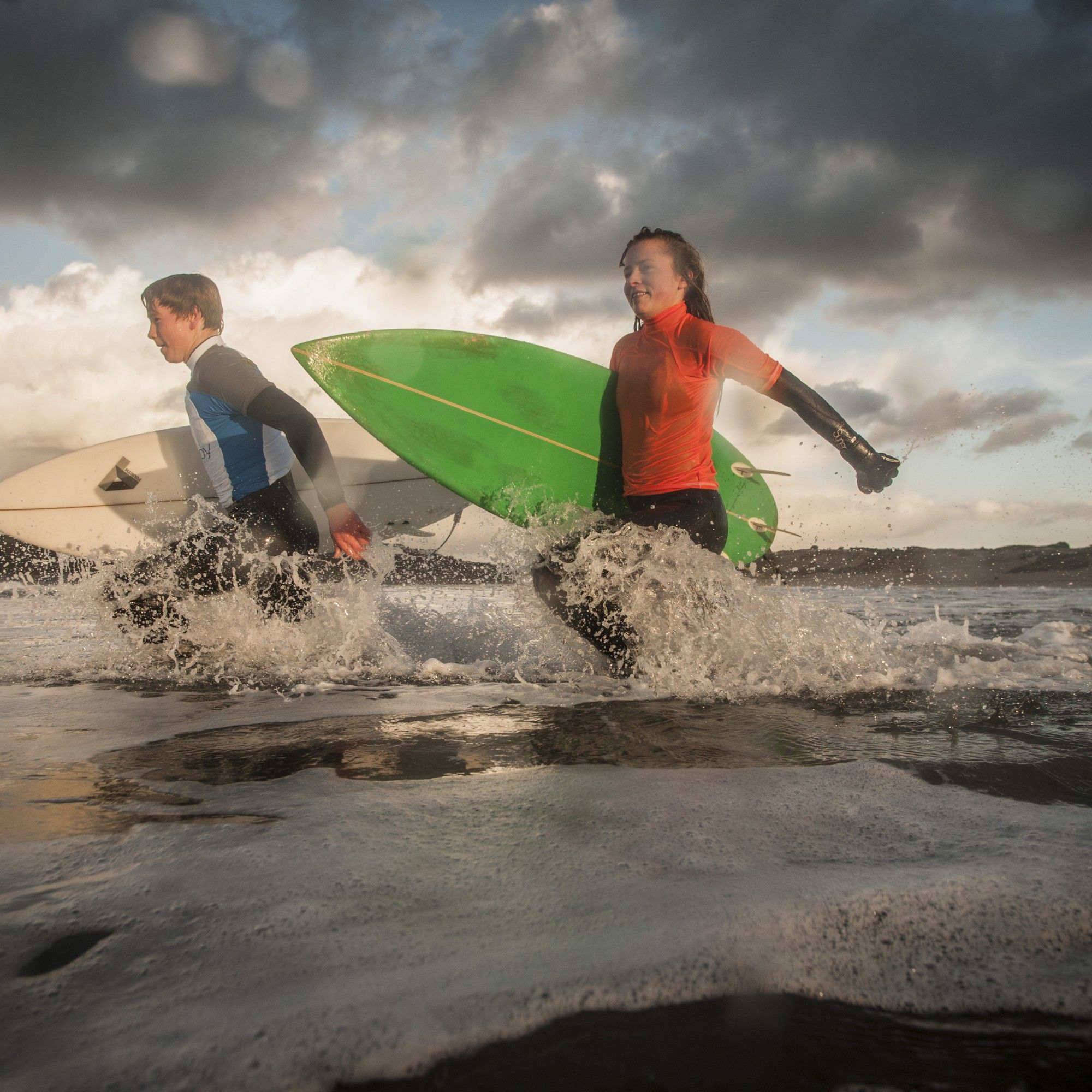 truro school, surfing