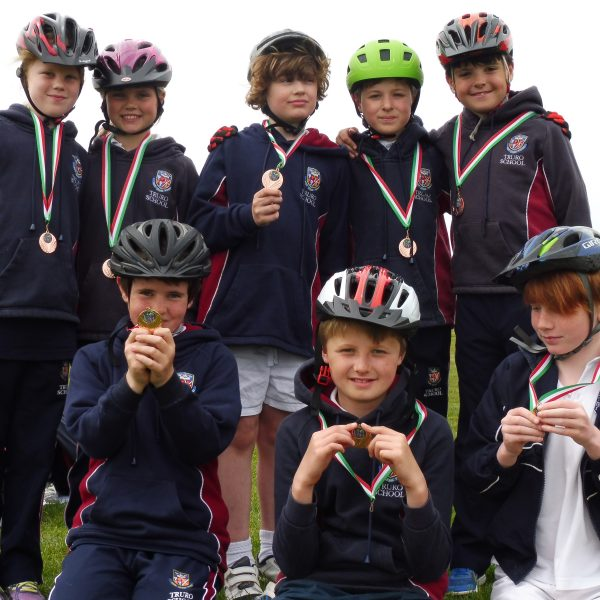 Year 5 Cycling Festival in Cornwall
