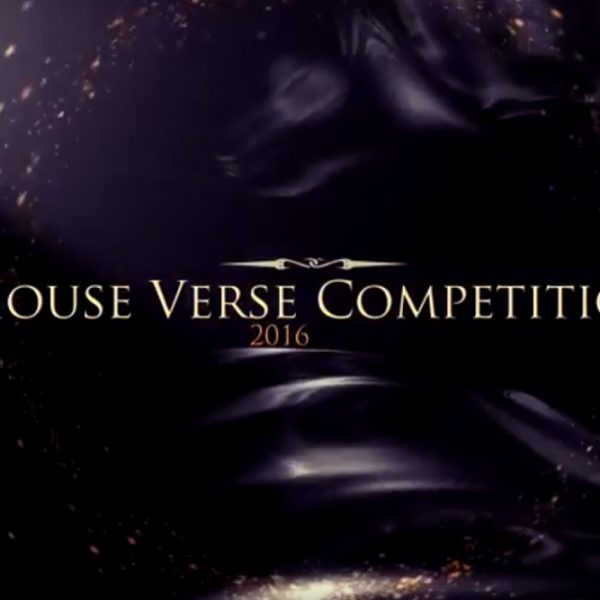 house-verse-competition