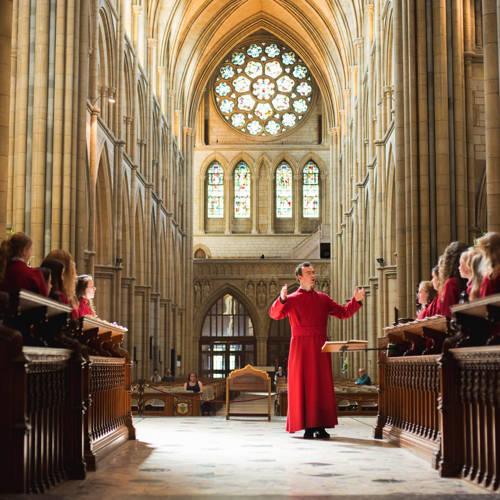 Girls' Choir, Cornwall, Truro Cathedral and Truro School