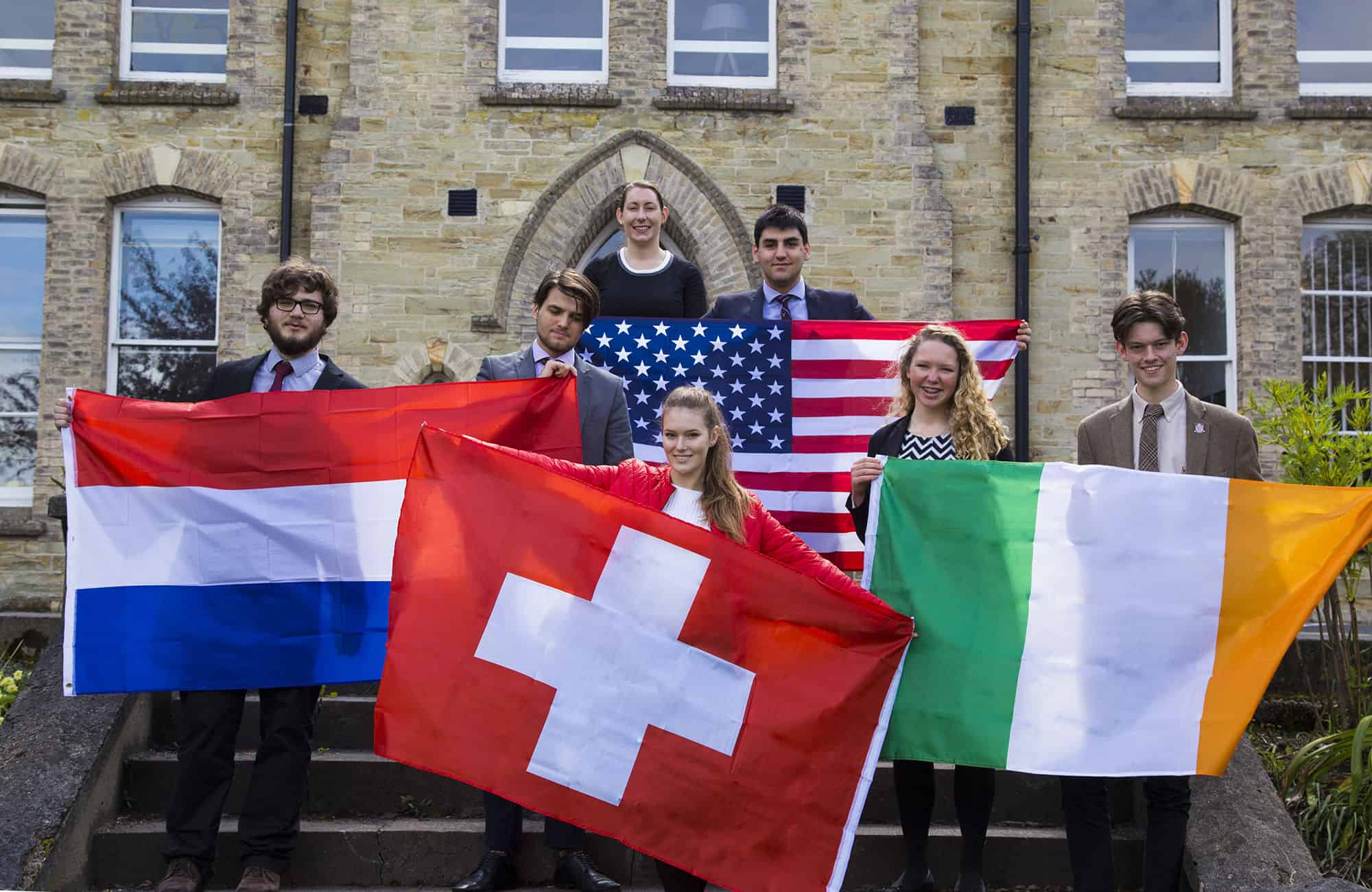 Sixth Form Cornwall, Truro, Overseas University Initiative